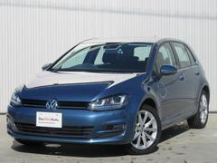 VW ゴルフTSI Highline BlueMotion Technology Discover Pro