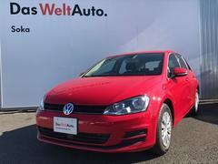 VW ゴルフTSI Trendline 衝突軽減ブレーキ 当店試乗車