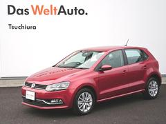 VW ポロTSI Comfortline 認定中古車保証付き