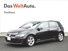 VW ゴルフGTIGTI 認定中古車保証付き