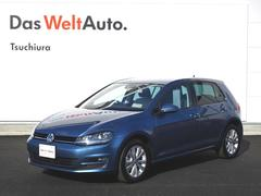 VW ゴルフTSI Comfortline 認定中古車保証付き