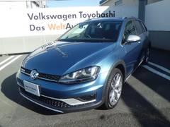 VW ゴルフオールトラックTSI 4MOTION Upgrade Pkg 認定中古車