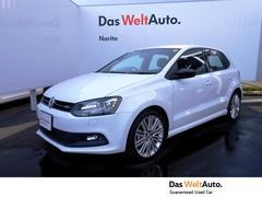 VW ポロBlueGT Navi