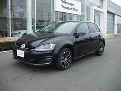 VW ゴルフ TSI Highline BlueMotion Technology NAVI