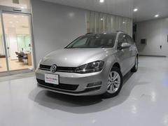 VW ゴルフヴァリアントTSI Comfortline ナビETC 保証H31年6月