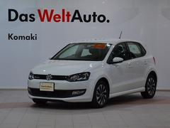 VW ポロ BlueMotion NAVI 認定中古車