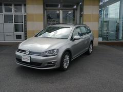 VW ゴルフヴァリアントTSI Comfortline DiscoverPro