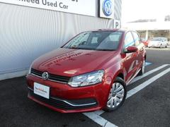 VW ポロTSI Comfortline DEMOCAR