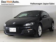 VW シロッコTSI 純正ナビ キセノンヘッドライト 認定中古車