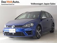 VW ゴルフRヴァリアントベースグレード 4MOTION 純正ナビ ACC 認定中古車