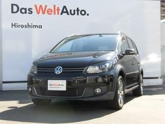 VW ゴルフトゥーランクロストゥーラン 純正SDナビ ETC  認定中古車