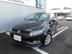 VW ポロ TSI Comfortline Upgrade Package Democar