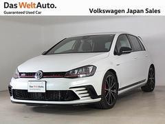 VW ゴルフGTIGTIクラブスポーツ ストリートエディション限定車