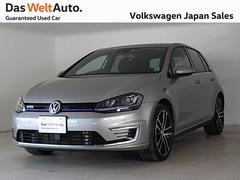 VW ゴルフGTEベースグレード DCC セーフティパッケージ 認定中古車
