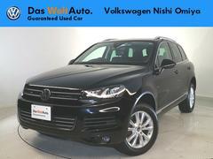 VW トゥアレグV6 LeatherSeat