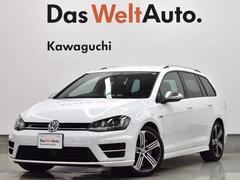 VW ゴルフRヴァリアントR NAVI ETC BC