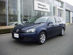 VW ゴルフヴァリアントTSI Trendline BlueMotion Technology NAVI