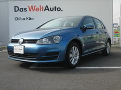 VW ゴルフTSI Trendline BMT 保証期間H31年9月