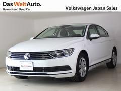 VW パサートTSIトレンドライン 受注生産グレード ACC 認定中古車