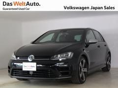 VW ゴルフRR 4MOTION DCC ワンオーナー 認定中古車