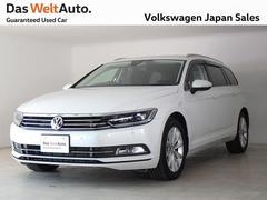 VW パサートヴァリアントVoyage LEDヘッドライト ディスカバープロ認定中古車