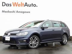 VW ゴルフヴァリアントR−Line NAVI ETC BC