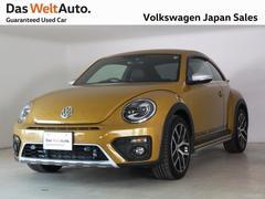 VW ザ・ビートルDune 純正ナビ キセノン ワンオーナー 認定中古車