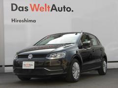 VW ポロコンフォートライン SDナビ ACC 認定中古車