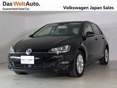 VW ゴルフTSI コンフォートライン BMT 純正ナビ キセノンACC