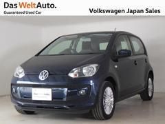 VW アップ!high up! 4Door 社外ナビ付