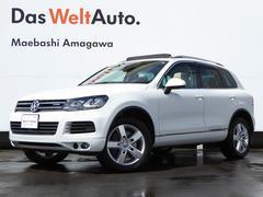 VW トゥアレグHybrid BEIGE LE SR