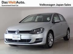 VW ゴルフTSIハイライン バックカメラ ワンオーナー 認定中古車