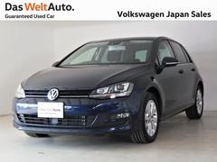 VW ゴルフ純正ナビ Dプロ カメラ レ^ダー追尾装置 DWA認定中古車