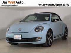 VW ザ・ビートル・カブリオレ60's Navi 150台限定