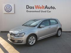 VW ゴルフ TSI Comfortline BlueMotion Technology DisPro ETC