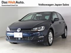 VW ゴルフTSIコンフォートライン サラウンドアイ ナビ 認定中古車