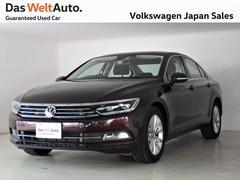 VW パサートTSI コンフォートライン LEDヘッドライト 純正ナビ