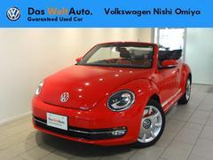 VW ザ・ビートル・カブリオレOwn Beetle NaviLeather