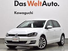 VW ゴルフ TSI Highline BlueMotion Technology NAVI ETC BC