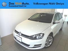 VW ゴルフTSIハイラインブルーモーションテクノロジー ナビ ETC
