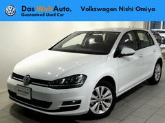 VW ゴルフ TSI Comfortline BlueMotion Technology NaviEtcBc