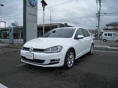VW ゴルフ TSI Highline BlueMotion Technology NaviETC