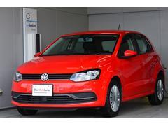 VW ポロTSIコンフォートライン ワンオーナー 認定中古車