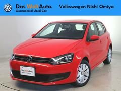 VW ポロTSIコンフォートラインブルーモーションテクノロジー ナビ