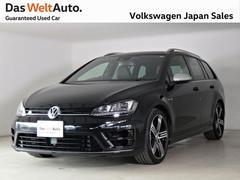 VW ゴルフRヴァリアントR ディスカバープロ バックカメラ 4WD 認定中古車