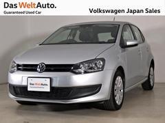 VW ポロTSI コンフォートライン SDナビ ETC 認定中古車