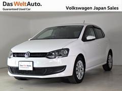 VW ポロTSIコンフォートライン ETC ワンオーナー 認定中古車