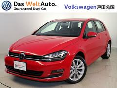VW ゴルフ TSI Highline BlueMotion Technology Navi Package