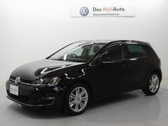 VW ゴルフ TSI Highline BlueMotion Technology DerErste