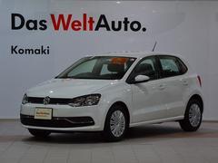 VW ポロTSI Comfortline 認定中古車 NAVI ETC